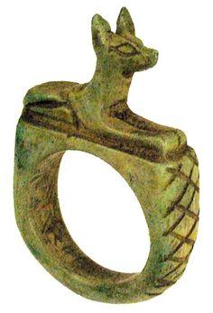 Ancient Egyptian Artifact Rings