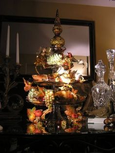Sweet Designs: Fall Decorations for your home