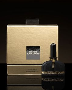 Limited-Edition Black Orchid by Tom Ford Fragrance at Neiman Marcus.