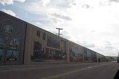 Marvelous Portsmouth, Ohio... Shawnee State Bear Run Along The Murals And The Flood Part 25
