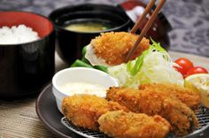 Fried Oyster カキフライ