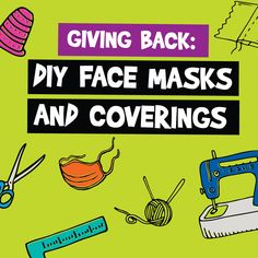 Learn how to make a non-medical mask