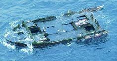 osCurve   Contactos : Un barco hundido en Japón hace cuatro años aparece...