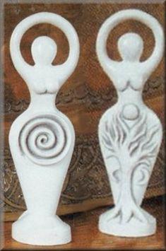 Love these ~ Fertility Goddess!