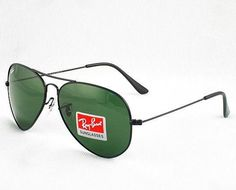 #Sunglasses,Ray_Ban_Sunglasses_RB3025_Aviator_Large_Metal_6764...