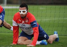 This guy means business don't fuck with the Coquelin   Bring on Manchester United  #FACUP  #ComeOnYouGunners
