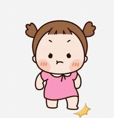 Chibi Couple, Cartoon Gifs, Kawaii Art, Cute Wallpapers, Emoji, Cute Babies, Hello Kitty, Fan Art, Animation