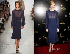 Cate Blanchett In Michael Kors – 3rd AACTA International Awards