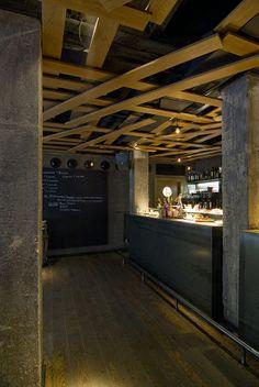 Bar Hilarion, Pamplona Kahle & Arauzo Arquitectura