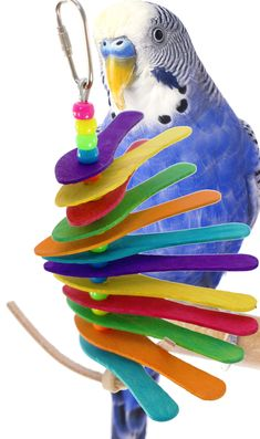 Pet Products Well-Educated 30cm Metal Budgerigar Parrot Swing Foot Chain Links Part Bird Play Toys