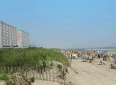 Sea Isle City beach vacations