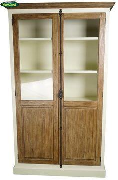 Vitrinekast Wit Met Hout.37 Beste Afbeeldingen Van Kasten Cabinets China Cabinet En Kitchens