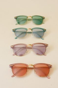 pastel shades | More here: http://mylusciouslife.com/prettiness-luscious-pastel-colours/
