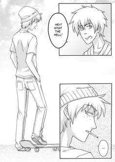 Jeff The Killer Page 13 by Kyoichii.deviantart.com on @DeviantArt