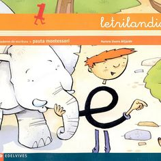 LETRILANDIA 1 Montessori Activities, Conte, Learning Spanish, My Children, Homeschool, Author, Teacher, Album, Comics