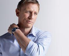 The Daniel Craig Fixation (edenliaothewomb:   Daniel Craig for Omega.  ...)