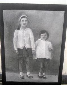two cute girls.. :)