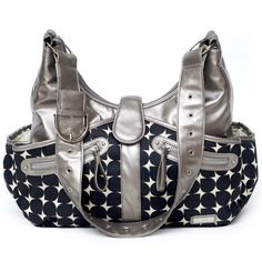 Swag Diaper Bag by JJ Cole Collections | Designer Diaper Bags    available at www.duematernity.com