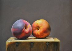 Patricia Coonrod Two+Peaches+2014.jpg (1600×1123)