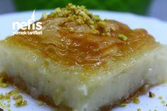 Laz Böreği Turkish Recipes, Ethnic Recipes, Happy Kitchen, Food Words, Dessert Recipes, Desserts, Pavlova, Lasagna, Food And Drink
