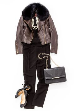 ルミネ有楽町のアイテムで「お仕事スタイルがベースのパーティファッション」をご提案。マニッシュなサロペットはブラック小物でカッコよく!人気スタイリスト三好彩さんが無限に広がるコーディネートの楽しさをお伝えしつつ、「今日着たくなる服」を提案します!