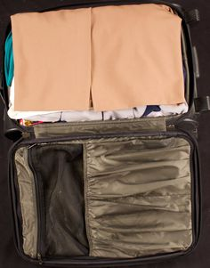 packing like a sister missionary!