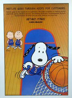 Snoopy~basketball