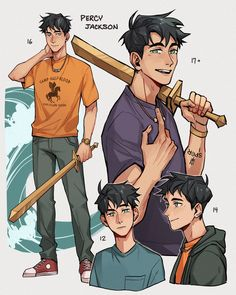 Percy Jackson Fan Art, Percy Jackson Characters, Percy Jackson Quotes, Percy Jackson Books, Percy Jackson Fandom, Apollo Percy Jackson, Rick Riordan Series, Rick Riordan Books, Percy And Annabeth