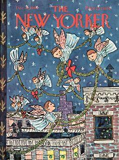 New Yorker Magazine,  December 26, 1964 (William Steig)