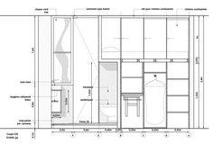 Diseño de departamento muy pequeño [planos] | Construye Hogar