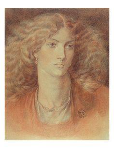 Dante Gabriel Rossetti Pictures at AllPosters.com