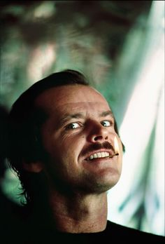 Jack Nicholson. Because Jack does know jack.