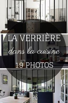 La Verrière dans la Cuisine : 19 Idées (PHOTOS)