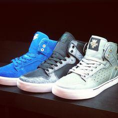 #Supra voor onze heren. #suprafootwear #shoes #sneakers #new #bright #brightshow #berlin #gobritain