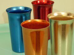 Aluminum Ware Tumblers