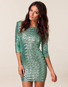 PARTY DRESSES - TFNC / PARIS SEQUIN DRESS - NELLY.COM
