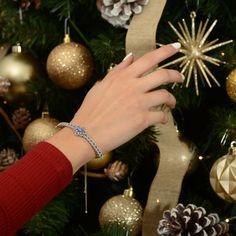Brace yourself for eye-catching Tanzanite bracelets just in time for the holidays! Tanzanite Bracelet, Tanzanite Jewelry, Christmas Bulbs, Holidays, Eye, Diamond, Bracelets, Shopping, Beautiful