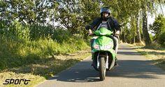 Purer Fahrspaß, ohne Lärm und Abgase! Enjoy the ride - mit emco Elektroroller!