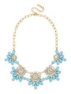 Botanica Collar Necklace | BaubleBar