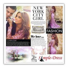"""Simple-Dress.3"" by samirhabul ❤ liked on Polyvore featuring Zara, Giuseppe Zanotti, women's clothing, women's fashion, women, female, woman, misses, juniors and simpledress"