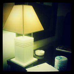 Desk lamp #interior #design