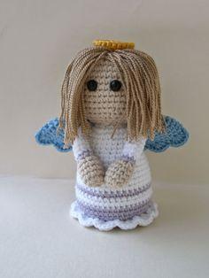 angel crochet pattern