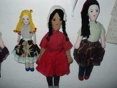bonecas de pano russas