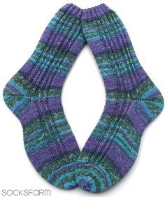 OPAL-Abo 4/15 Schafpaten-Socken