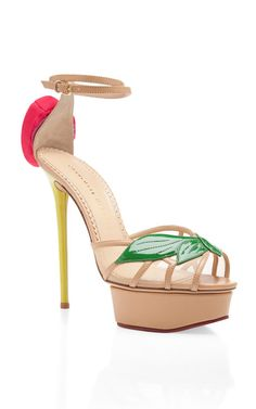 Rose by Charlotte Olympia Now Available