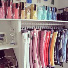 Tack room organization