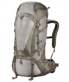 Gregory Mountain Products Triconi 60 Backpack by Gregory. $129.99. Amazon.com                Offering multiple zip-thru access points and a lightweight build, the Triconi 60 is the envy of hikers everywhere. The Triconi 60 is equipped with Gregory's Response AFS suspension system, an independent rotating waist-belt design that automatically registers your hip angle. This pivot control system--which is fully customizable--mirrors your body's movements and evenly dist...