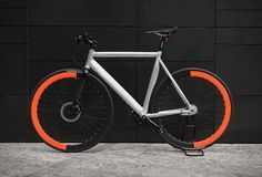 The stunning Equilibrium Bike is completely designed, engineered and built in Italy by SZ Bikes with particular attention given to details and high quality materials