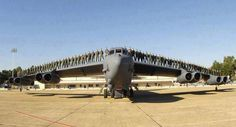 Boeing USAF Stratofortress Strategic Jet Bomber Information, History, Pictures and Facts B52 Bomber, Bomber Plane, Military Jets, Military Aircraft, Military Life, Pilot Humor, Strategic Air Command, B 52 Stratofortress, Aviation Humor