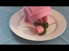 Looking for a educational resource on How To Make A Ballerina Napkin? This extremely helpful bite-size tutorial explains accurately how it's done, and will help you get good at napkin folding, dining etiquette. Enjoy this tutorial from the world's most comprehensive library of free factual video content online.